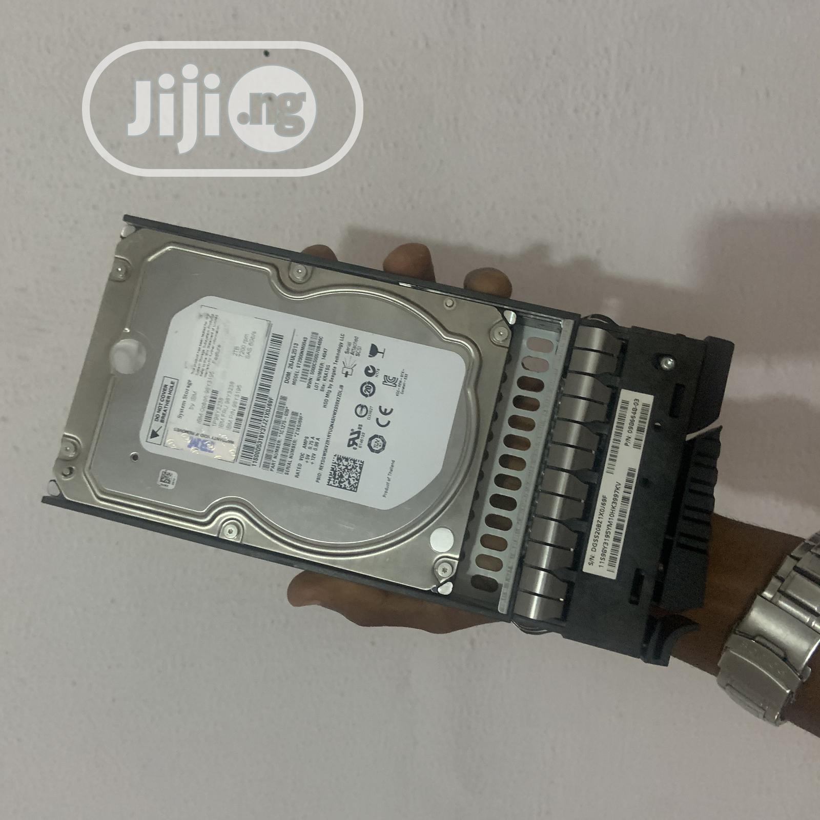 2TB Server Hard Drives | Computer Hardware for sale in Ikeja, Lagos State, Nigeria