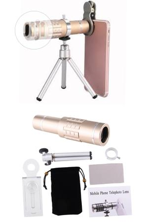 Telephoto Lens. 18x Optical Zoom Mobile Phone Telephoto Lens | Accessories for Mobile Phones & Tablets for sale in Lagos State, Ikeja