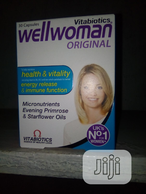 Well Woman Original