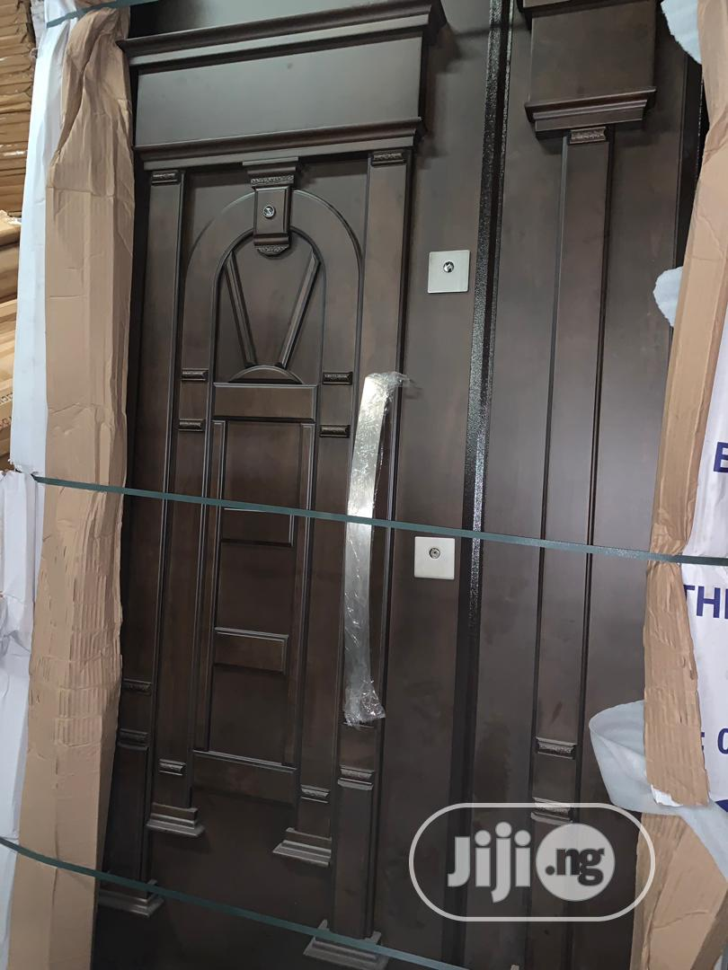 Quality Turkish Copper Door