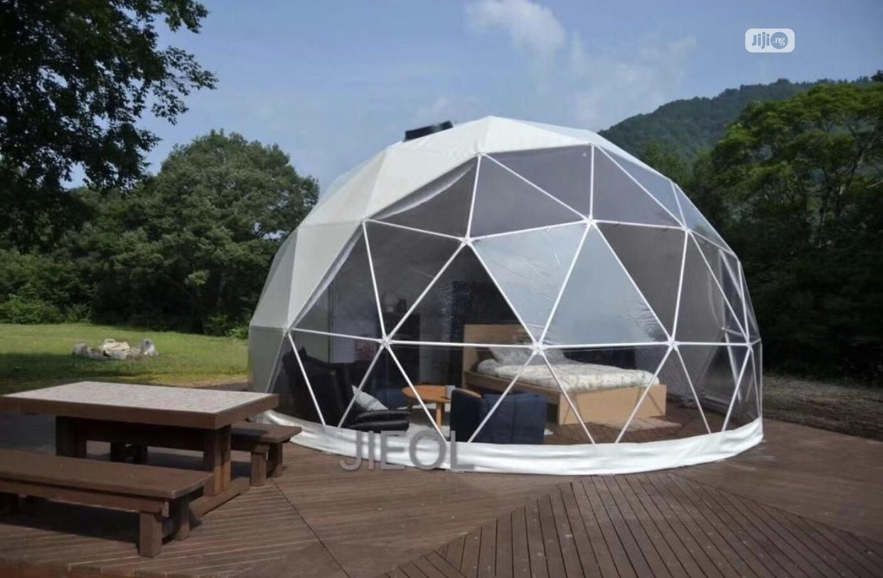 Dome Tents 4, 5, 6 Meters