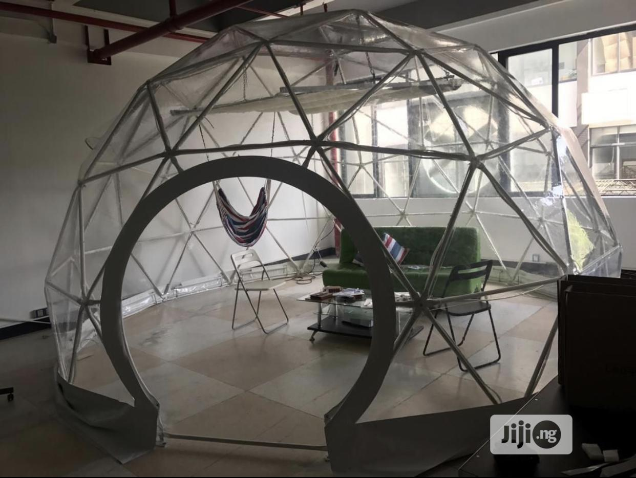Dome Tents 4, 5, 6 Meters | Camping Gear for sale in Wuse 2, Abuja (FCT) State, Nigeria