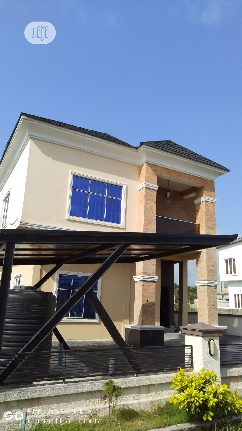 Glamour 5 Bedrooms Detached Duplex With BQ In An Estate