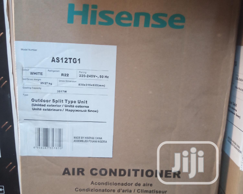 Hisense Air Conditioner 1.5hp