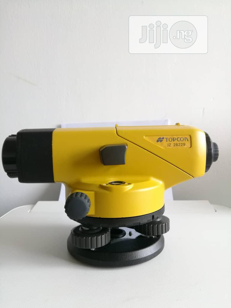 Topcon At - B4 Auto Level | Measuring & Layout Tools for sale in Alimosho, Lagos State, Nigeria