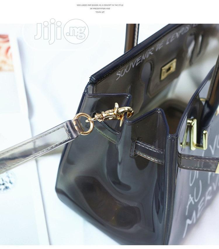 Women Transparent PVC Shoulder Bag | Bags for sale in Lekki, Lagos State, Nigeria