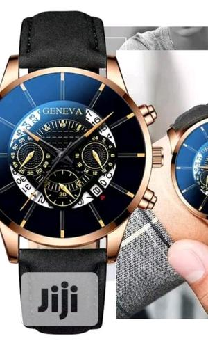 Geneva Fashion Men's Wristwatch | Watches for sale in Lagos State, Surulere
