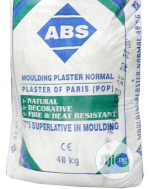 ABS POP Cement - PURITY - Extra White - Plaster of Paris | Building Materials for sale in Lagos State, Yaba