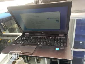 Laptop HP ZBook 15 8GB Intel Core I5 HDD 1T | Laptops & Computers for sale in Lagos State, Ikeja