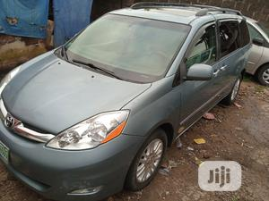 Toyota Sienna XLE Limited 4WD 2008 Blue | Cars for sale in Lagos State, Apapa