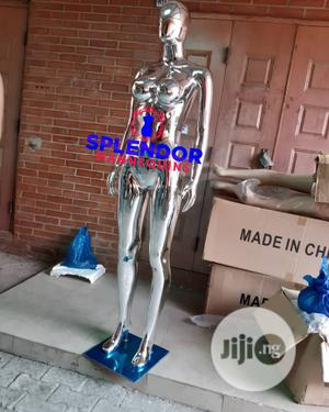 Chrome Female Mannquine   Store Equipment for sale in Lagos State, Oshodi
