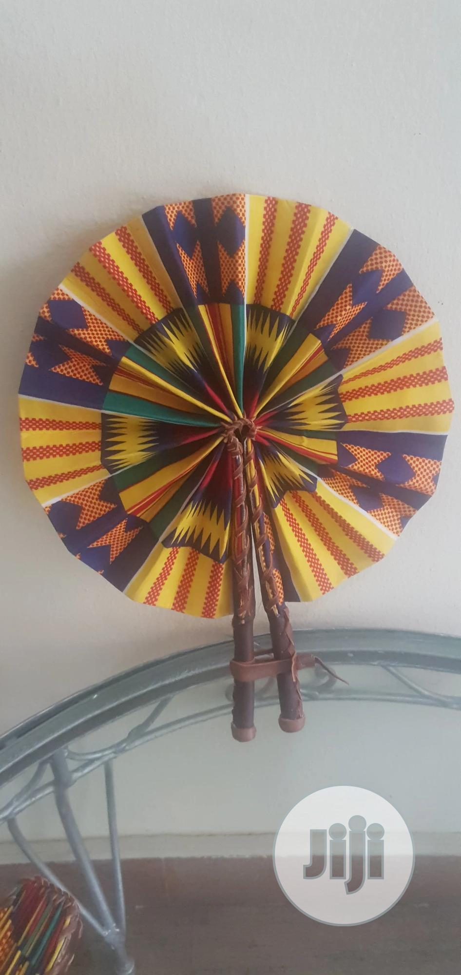Foldable Handmade Hand Fan