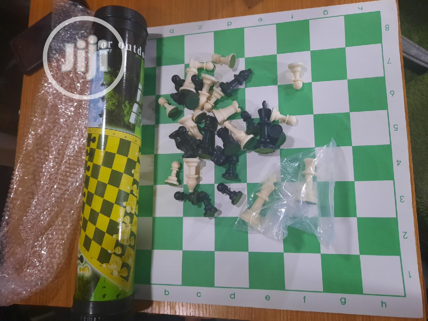 Professional Cup Chess Big Size