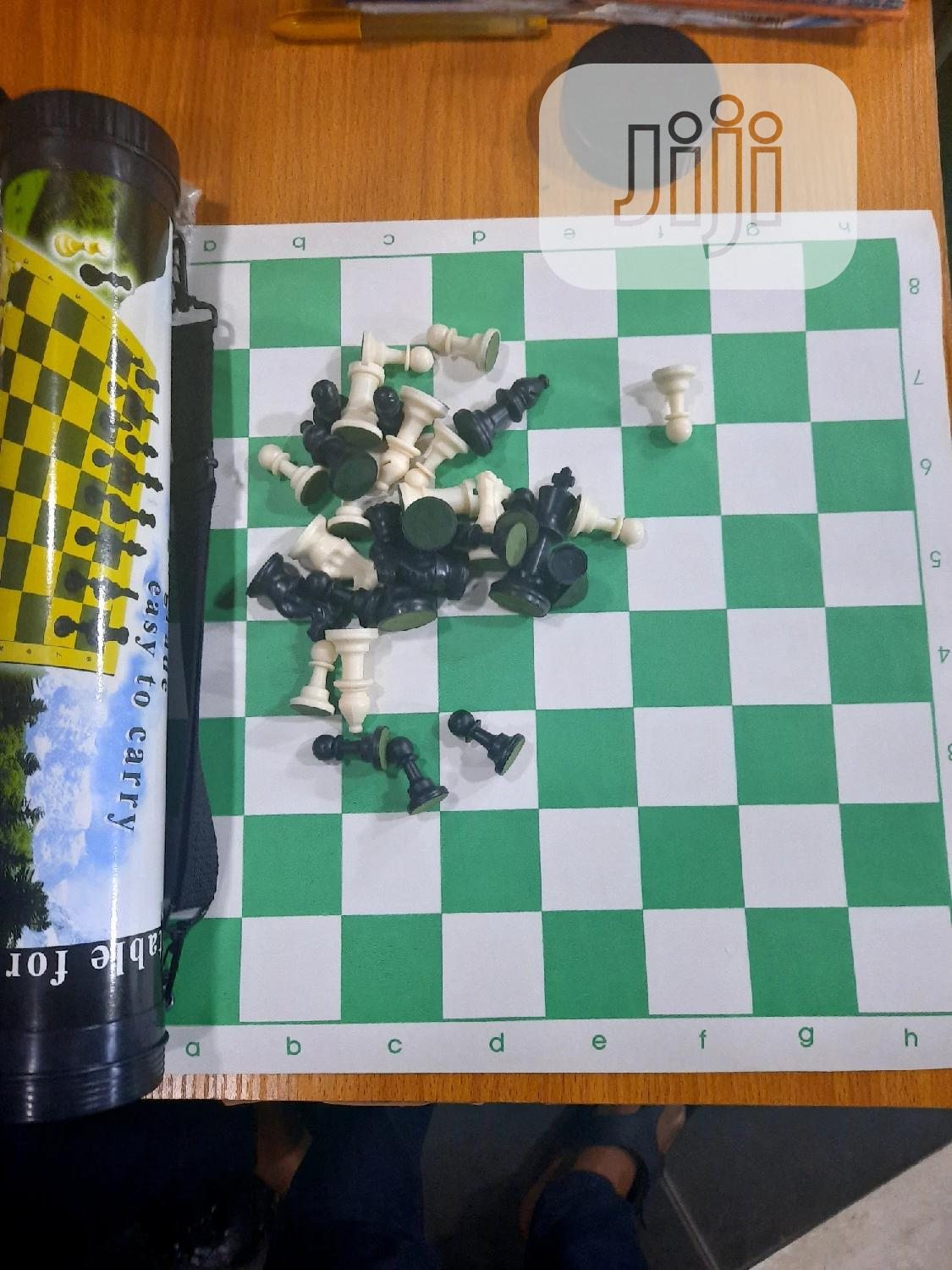 Professional Cup Chess Big Size | Books & Games for sale in Surulere, Lagos State, Nigeria