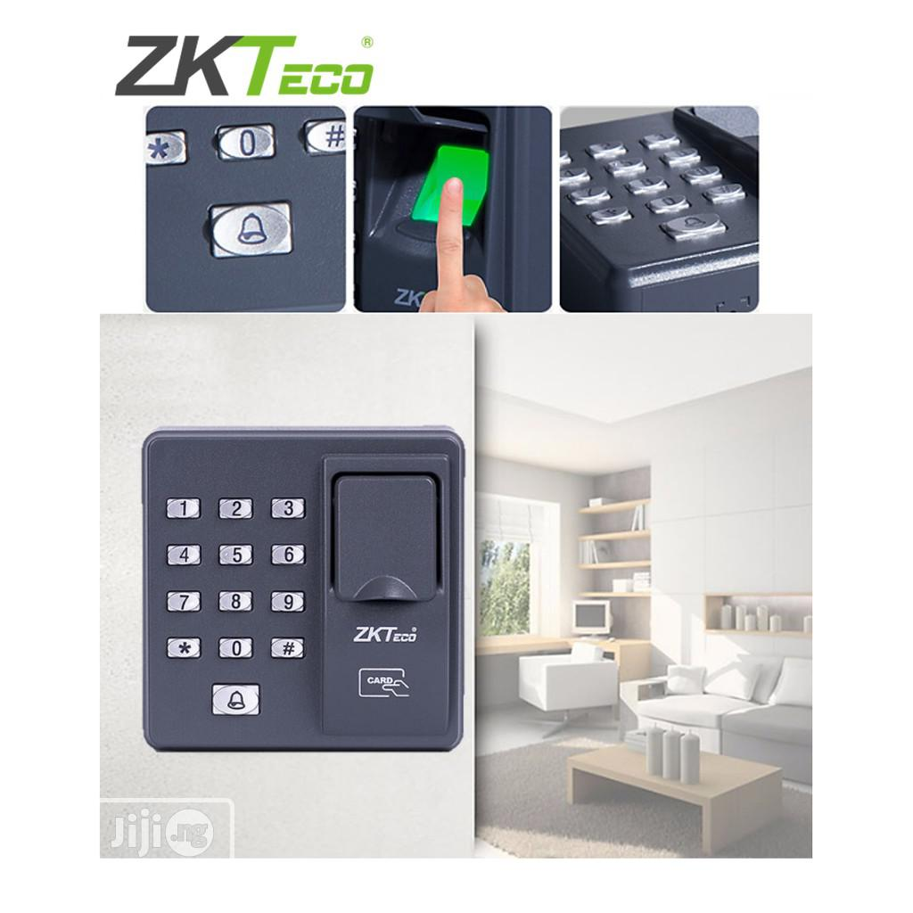 Access Control System With Keypad/Fingerprint/Card Access   Safety Equipment for sale in Ikeja, Lagos State, Nigeria