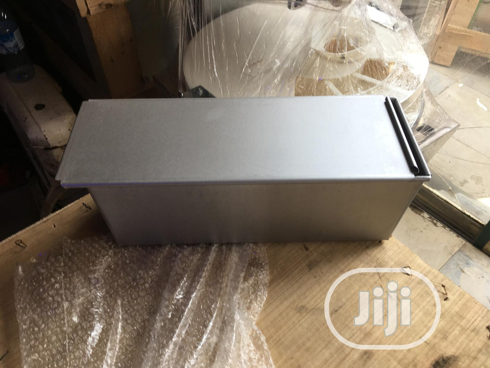Archive: Imported Bread Pan