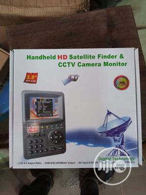 HD Satellite Finder and CCTV Camera Monitor | Accessories & Supplies for Electronics for sale in Lagos State, Surulere