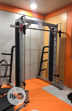 Smith Machine For Exercise | Sports Equipment for sale in Lagos State, Surulere