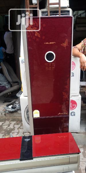 Samsung Huazen 2.5hp Standing Unit Air Conditioner | Home Appliances for sale in Lagos State, Lagos Island (Eko)