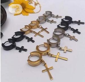 Cross Earring | Jewelry for sale in Lagos State, Surulere