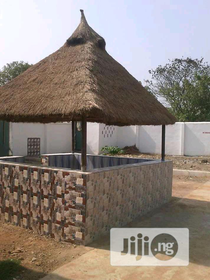 Sweet Dreams Gazebo Bush Bar Hut | Garden for sale in Yaba, Lagos State, Nigeria