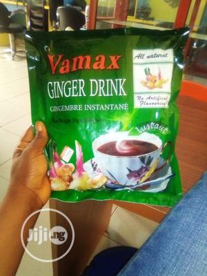 Ginger Drink (Instant Drink) 20 Satchet | Vitamins & Supplements for sale in Abuja (FCT) State, Utako