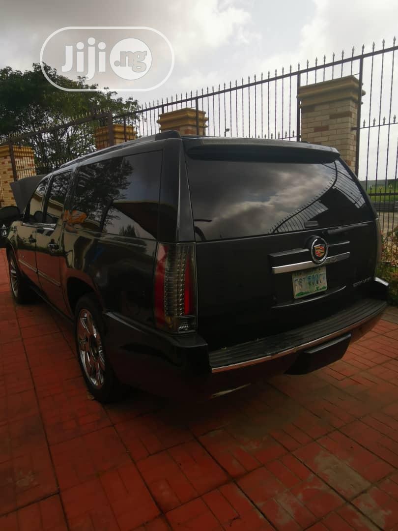 Cadillac Escalade 2013 Black   Cars for sale in Ikoyi, Lagos State, Nigeria