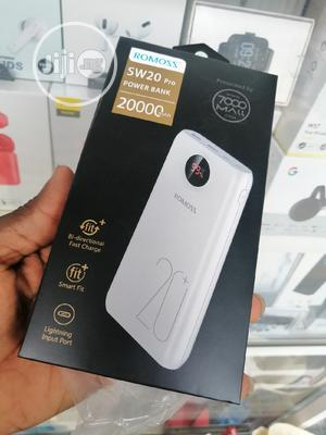 20000mah Power Bank Romoss Sw20pro | Accessories for Mobile Phones & Tablets for sale in Lagos State, Ikeja