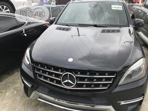 Mercedes-Benz M Class 2012 Black   Cars for sale in Lagos State, Ajah