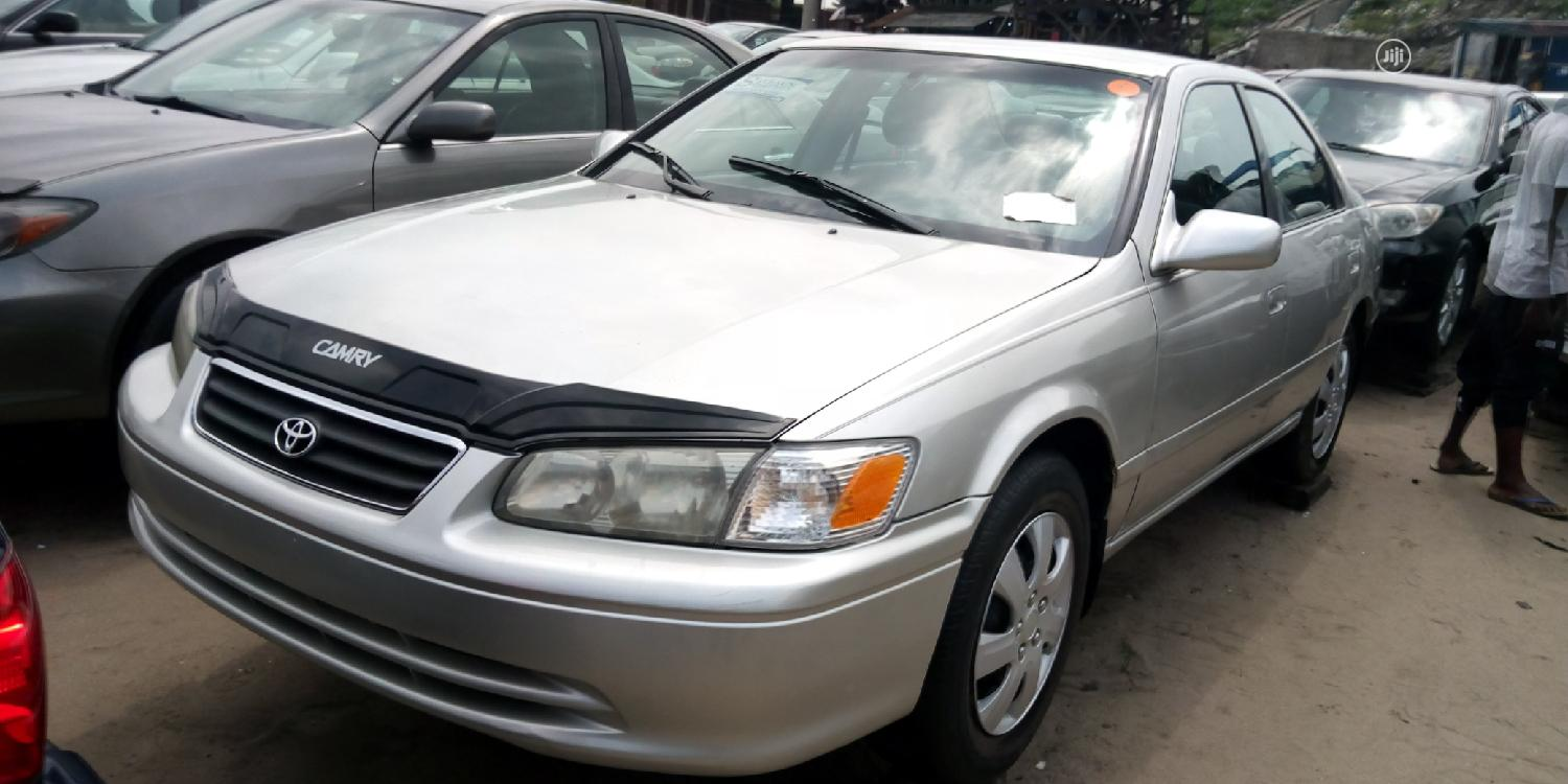 Toyota Camry 2002 Silver   Cars for sale in Apapa, Lagos State, Nigeria