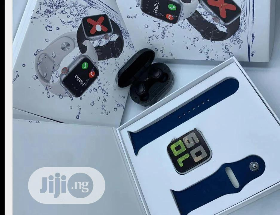 Latest Apple Wrist Watch Series 5 | Smart Watches & Trackers for sale in Ojo, Lagos State, Nigeria