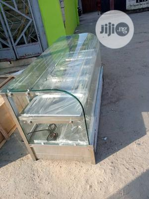 High Quality Bain Marie Curve Glass | Restaurant & Catering Equipment for sale in Lagos State, Ojo
