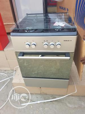 Maxi Standing Cooker 4burner All Gas With Oven Auto Ignition   Kitchen Appliances for sale in Lagos State, Ojo