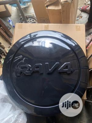 Tyre Cover Rav4 | Vehicle Parts & Accessories for sale in Lagos State, Mushin