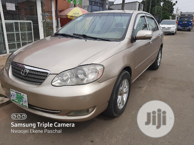Toyota Corolla 2005 Le Gold In Ogudu Cars Paschal Nwaojei Jiji Ng For Sale In Ogudu Buy Cars From Paschal Nwaojei On Jiji Ng
