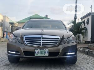 Mercedes-Benz E350 2012 Gold   Cars for sale in Lagos State, Lekki