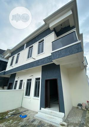 4bedrooms Semi Detached Duplex With Bq For Sale At Lekki | Houses & Apartments For Sale for sale in Lekki, Lekki Phase 1