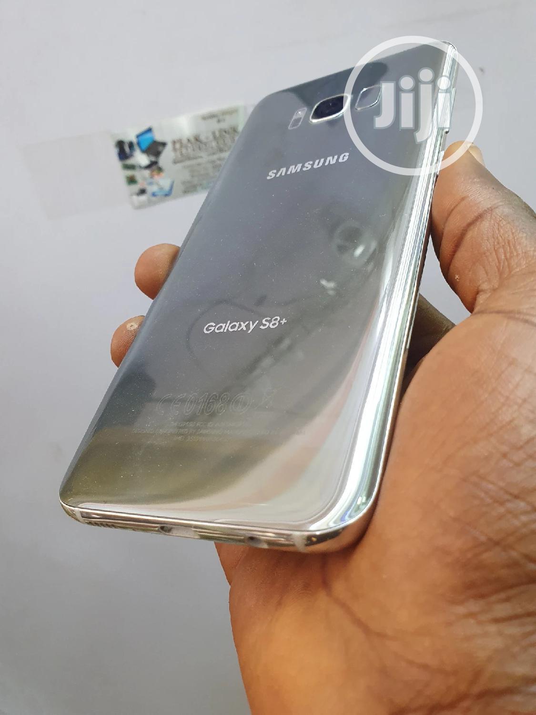 Archive: Samsung Galaxy S8 Plus 64 GB Silver