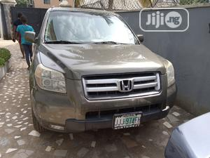 Honda Pilot 2006 EX 4x2 (3.5L 6cyl 5A) Gray | Cars for sale in Anambra State, Awka