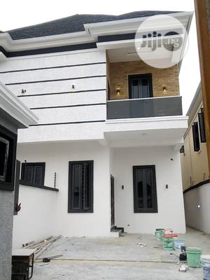 4 Bedroom Semi Detached Duplex With Bq | Houses & Apartments For Sale for sale in Lekki, Ikota