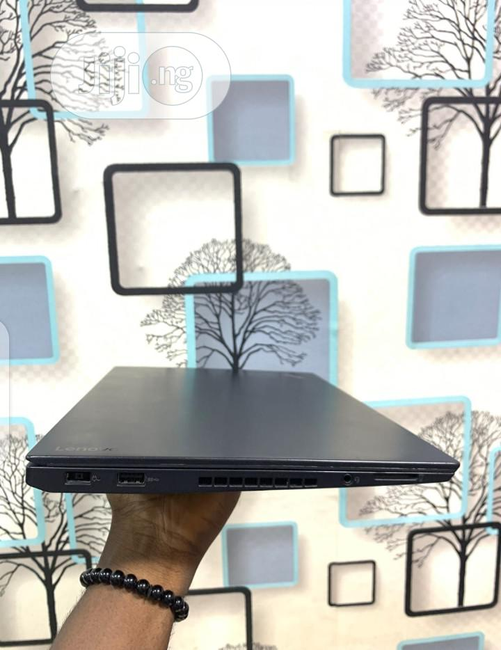 Laptop Lenovo ThinkPad T470s 8GB Intel Core I5 HDD 500GB | Laptops & Computers for sale in Ikeja, Lagos State, Nigeria