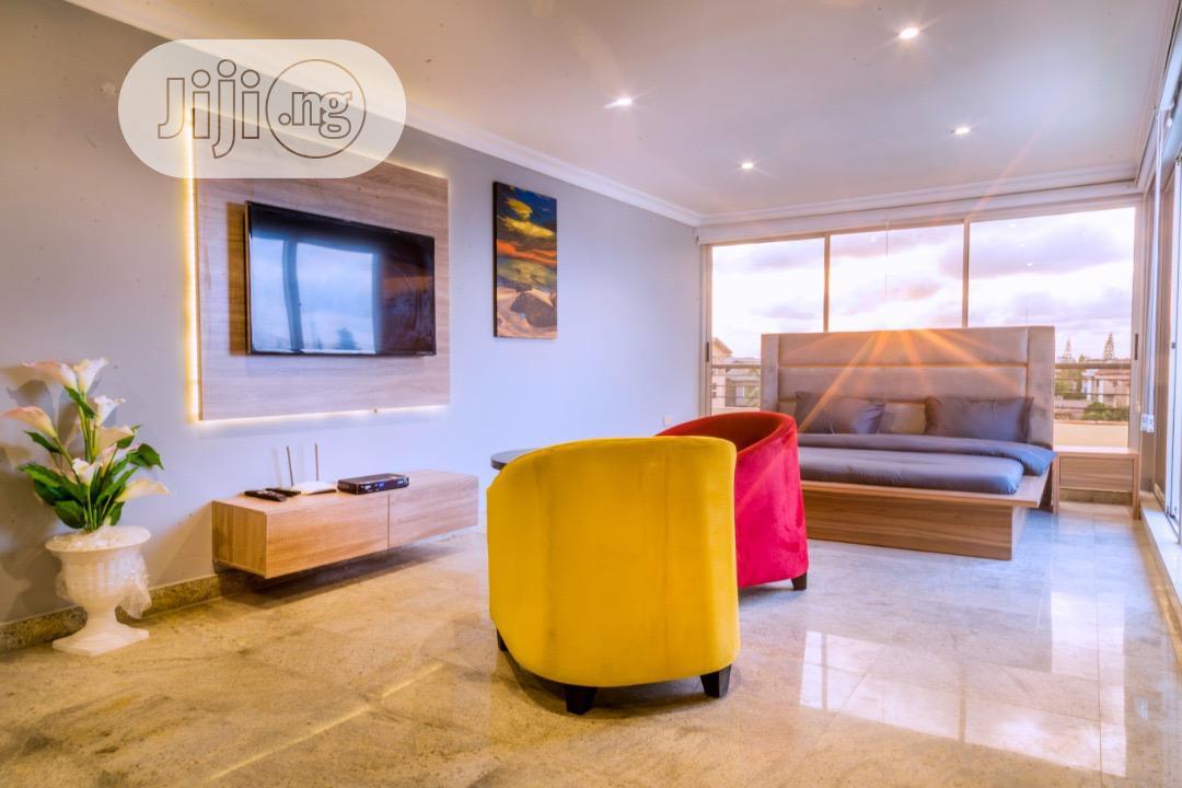 A Penthouse Studio Apartment At Lekki Phase 1