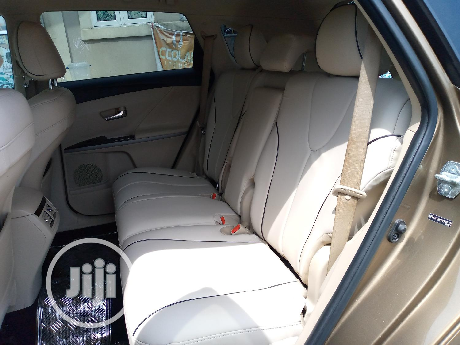 Toyota Venza 2011 Brown | Cars for sale in Port-Harcourt, Rivers State, Nigeria
