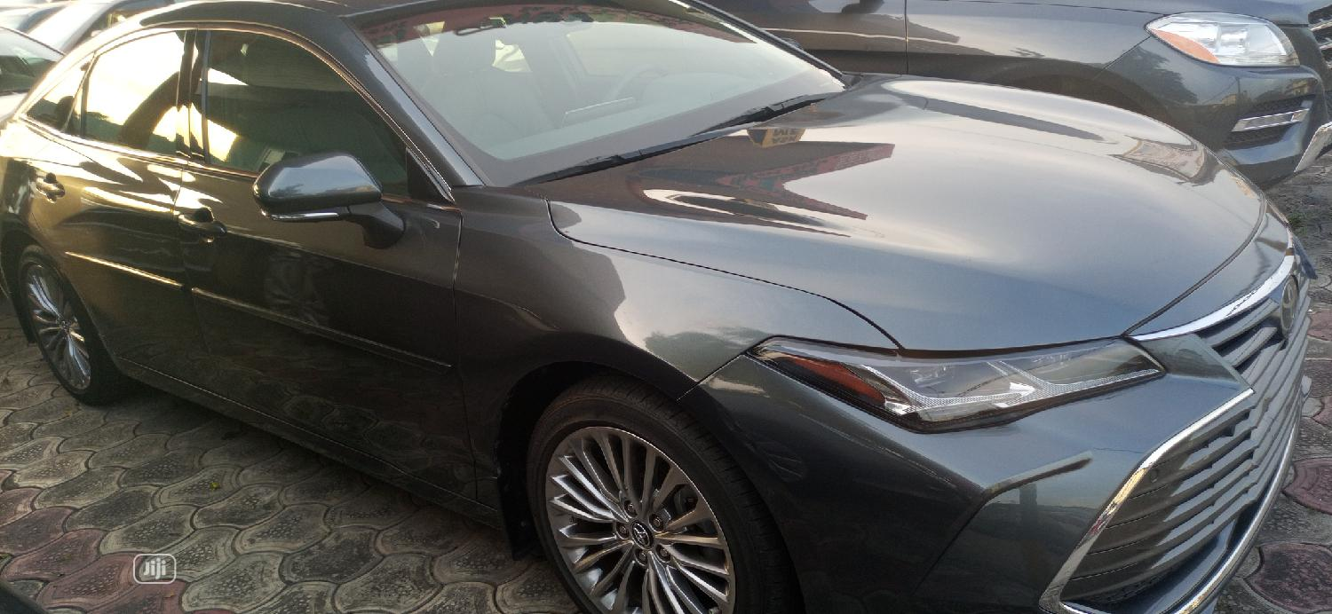 Toyota Avalon 2019 Gray | Cars for sale in Port-Harcourt, Rivers State, Nigeria