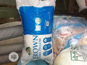 Mouka Fibre Crown Pillow   Home Accessories for sale in Lagos State, Lagos Island (Eko)