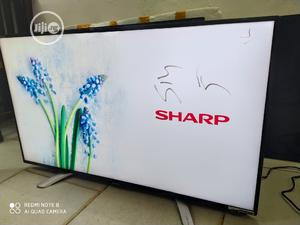 Sharp Aquos Lc-40s3h 40 Inch 4K (Uhd) Smart TV | TV & DVD Equipment for sale in Imo State, Owerri