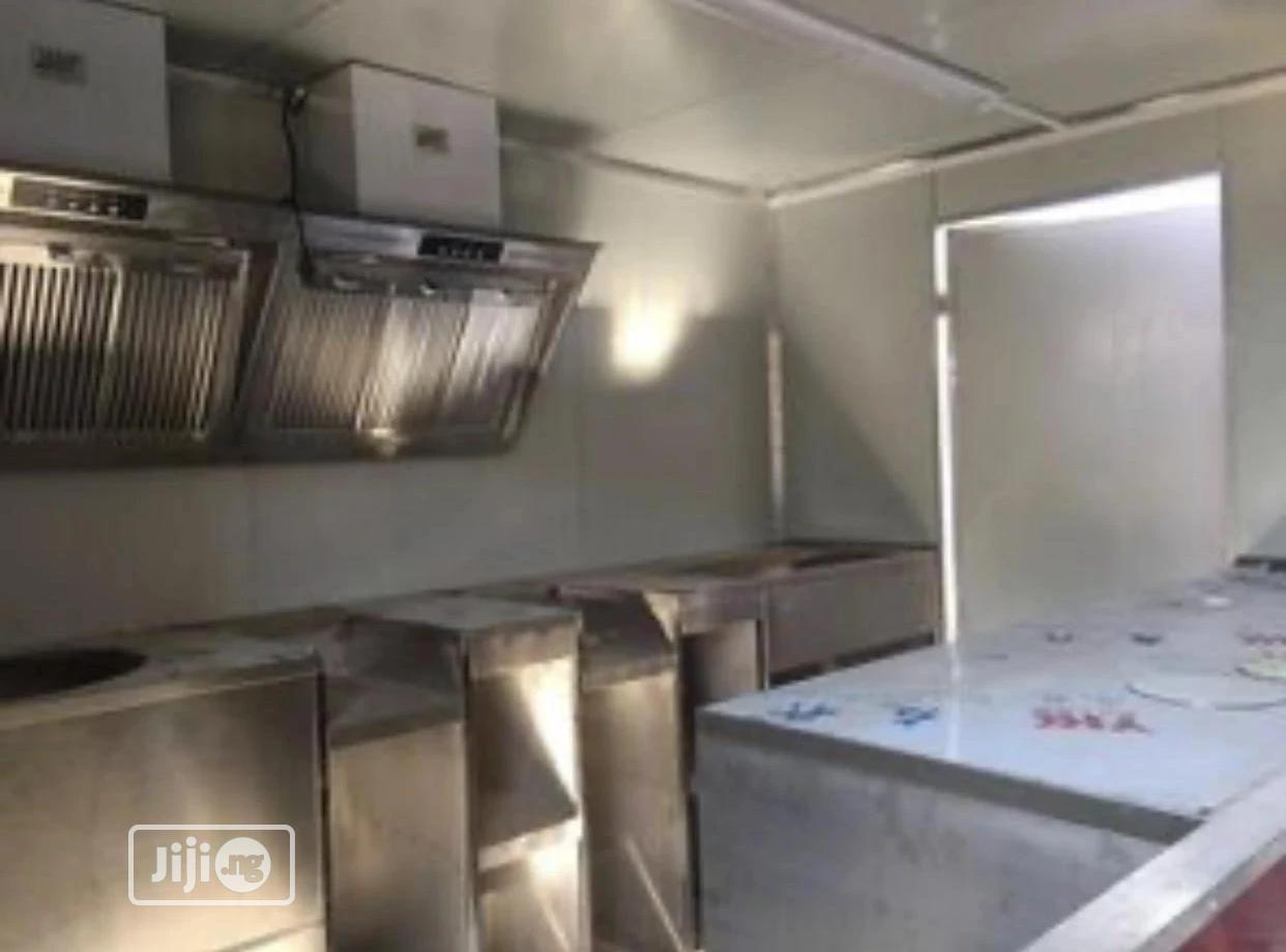 Mobile Kitchen Food Concession Trailer | Restaurant & Catering Equipment for sale in Wuse 2, Abuja (FCT) State, Nigeria