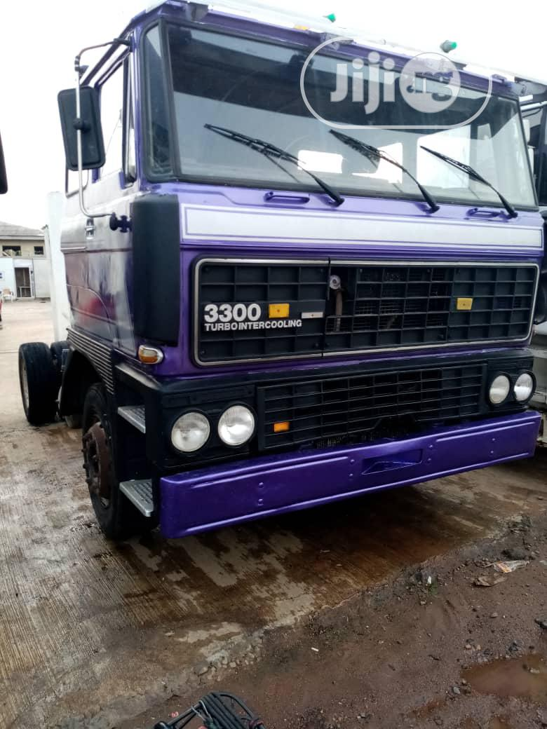 Daf 3300 Tractor/ Trailer Head. Foreign Used