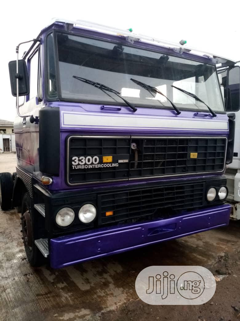 Daf 3300 Tractor/ Trailer Head. Foreign Used | Heavy Equipment for sale in Amuwo-Odofin, Lagos State, Nigeria