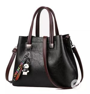 Women Large Leather Tote Handbag | Bags for sale in Lagos State, Lekki